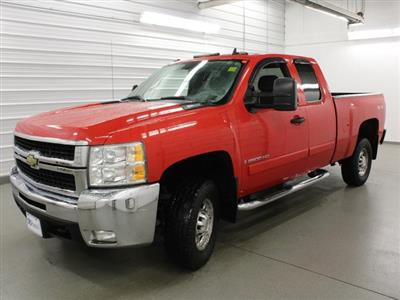 2007 Silverado 2500 Extended Cab 4x4,  Pickup #19C64TUV - photo 11