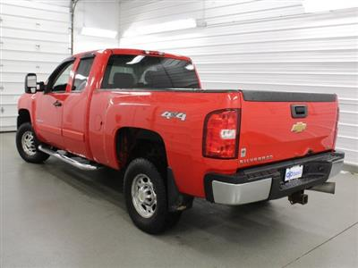 2007 Silverado 2500 Extended Cab 4x4,  Pickup #19C64TUV - photo 14