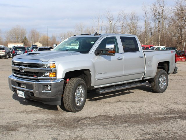 2019 Silverado 2500 Crew Cab 4x4,  Pickup #19C65T - photo 3