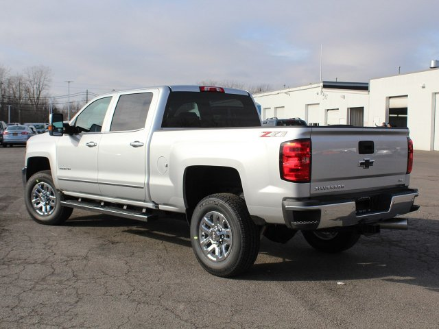2019 Silverado 2500 Crew Cab 4x4,  Pickup #19C65T - photo 8