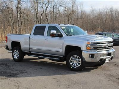 2019 Silverado 2500 Crew Cab 4x4,  Pickup #19C65T - photo 31