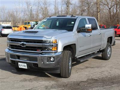 2019 Silverado 2500 Crew Cab 4x4,  Pickup #19C65T - photo 9