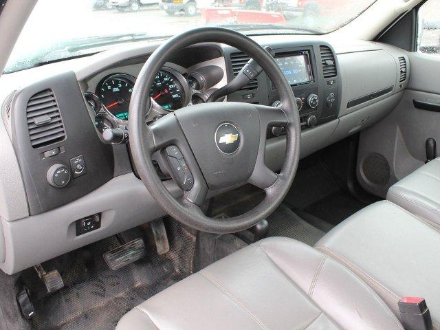 2011 Silverado 3500 Regular Cab 4x4,  Service Body #19C66TU - photo 24