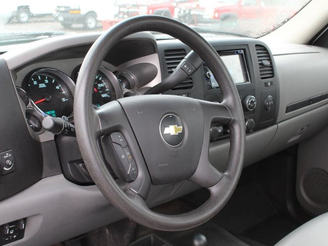 2011 Silverado 3500 Regular Cab 4x4,  Service Body #19C66TU - photo 32