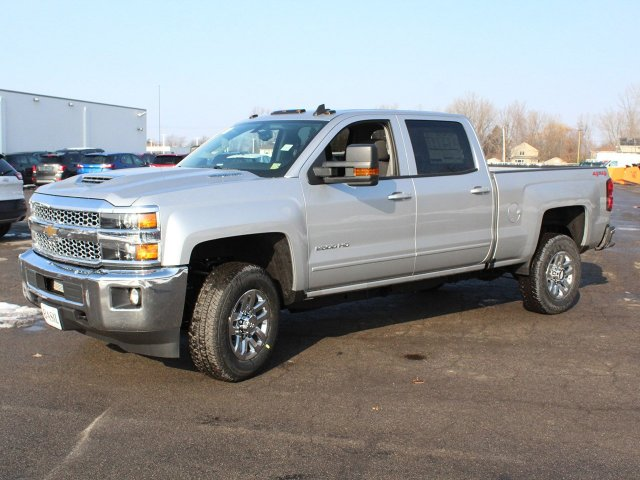 2019 Silverado 2500 Crew Cab 4x4,  Pickup #19C67T - photo 3