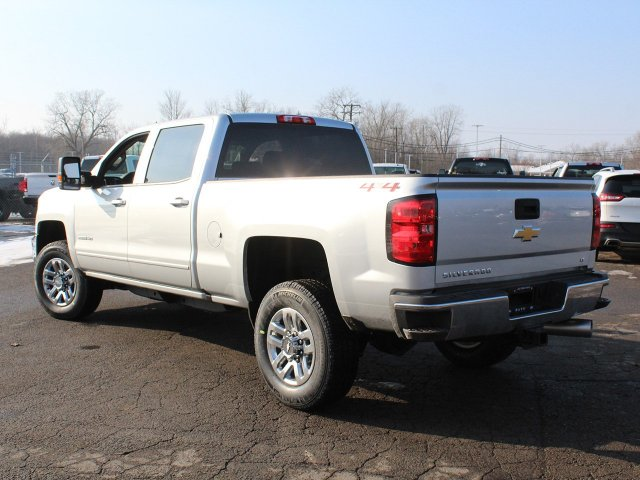 2019 Silverado 2500 Crew Cab 4x4,  Pickup #19C67T - photo 8