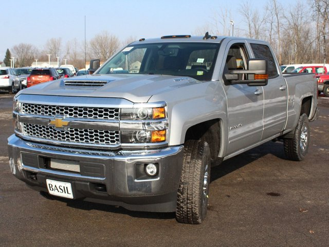 2019 Silverado 2500 Crew Cab 4x4,  Pickup #19C67T - photo 9