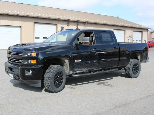 2019 Silverado 2500 Crew Cab 4x4,  Pickup #19C68T - photo 3