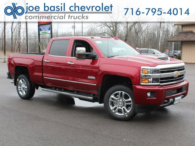 2019 Silverado 2500 Crew Cab 4x4,  Pickup #19C73T - photo 1
