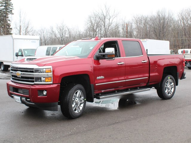 2019 Silverado 2500 Crew Cab 4x4,  Pickup #19C73T - photo 3