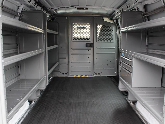 2019 Express 2500 4x2,  Adrian Steel Upfitted Cargo Van #19C74T - photo 17