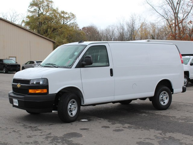 2019 Express 2500 4x2,  Adrian Steel Upfitted Cargo Van #19C74T - photo 3