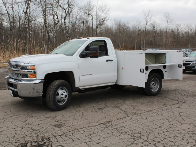 2019 Silverado 3500 Regular Cab DRW 4x4,  Knapheide Service Body #19C77T - photo 13