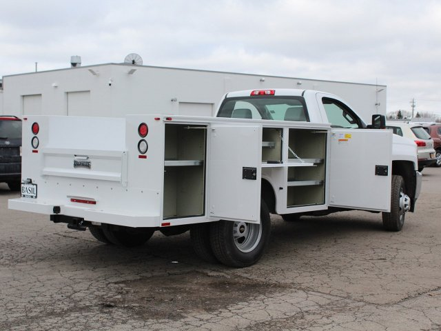 2019 Silverado 3500 Regular Cab DRW 4x4,  Knapheide Service Body #19C77T - photo 15