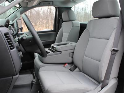 2019 Silverado 3500 Regular Cab DRW 4x4,  Knapheide Standard Service Body #19C77T - photo 24