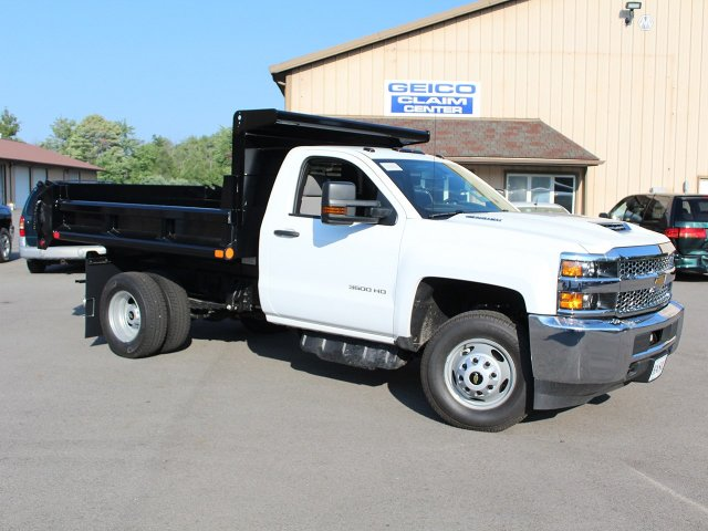 2019 Silverado 3500 Regular Cab DRW 4x4,  Air-Flo Dump Body #19C7T - photo 26