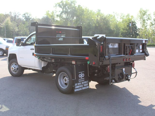 2019 Silverado 3500 Regular Cab DRW 4x4,  Air-Flo Dump Body #19C7T - photo 8