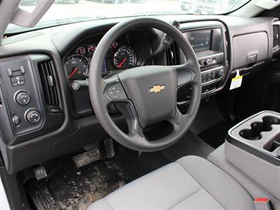 2019 Silverado 3500 Regular Cab DRW 4x4,  Knapheide Contractor Body #19C91T - photo 22