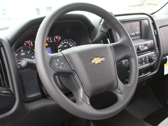 2019 Silverado 3500 Regular Cab DRW 4x4,  Knapheide Contractor Body #19C92T - photo 23