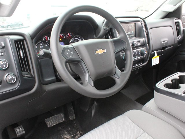 2019 Silverado 3500 Regular Cab DRW 4x4,  Knapheide Contractor Body #19C92T - photo 26
