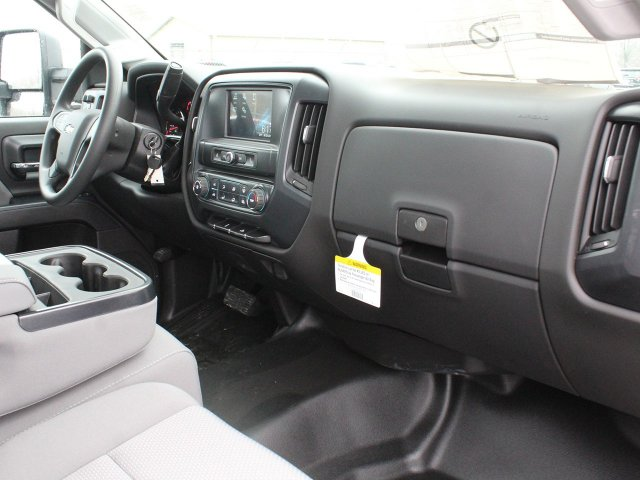 2019 Silverado 3500 Regular Cab DRW 4x4,  Knapheide Contractor Body #19C92T - photo 30