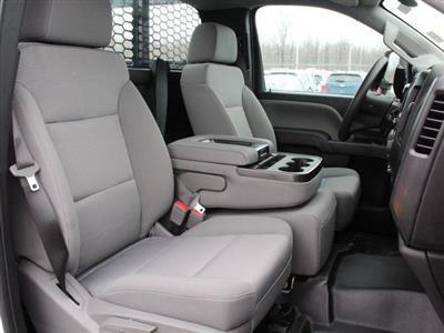 2019 Silverado 3500 Regular Cab DRW 4x4,  Knapheide Contractor Body #19C92T - photo 28