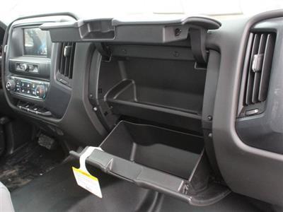 2019 Silverado 3500 Regular Cab DRW 4x4,  Knapheide Contractor Body #19C92T - photo 29