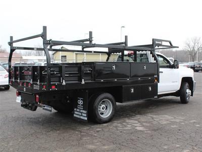 2019 Silverado 3500 Regular Cab DRW 4x4,  Knapheide Contractor Body #19C92T - photo 2