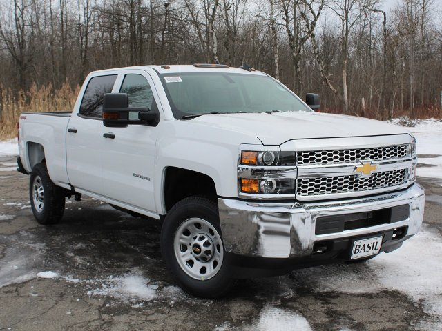 2019 Silverado 2500 Crew Cab 4x4,  Pickup #19C95T - photo 10