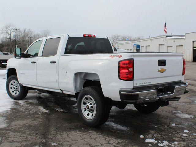 2019 Silverado 2500 Crew Cab 4x4,  Pickup #19C95T - photo 8