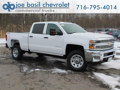 2019 Silverado 2500 Crew Cab 4x4,  Pickup #19C95T - photo 1