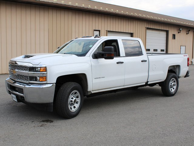 2019 Silverado 2500 Crew Cab 4x4,  Pickup #19C97T - photo 3