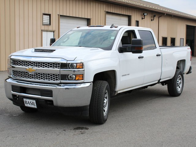 2019 Silverado 2500 Crew Cab 4x4,  Pickup #19C97T - photo 5