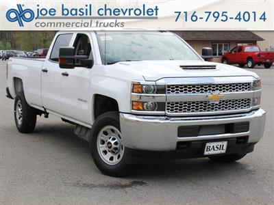 2019 Silverado 2500 Crew Cab 4x4,  Pickup #19C97T - photo 1
