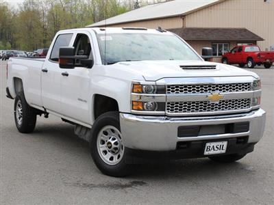 2019 Silverado 2500 Crew Cab 4x4,  Pickup #19C97T - photo 7