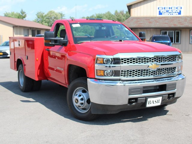 2019 Silverado 3500 Regular Cab DRW 4x4,  Knapheide Service Body #19C9T - photo 14