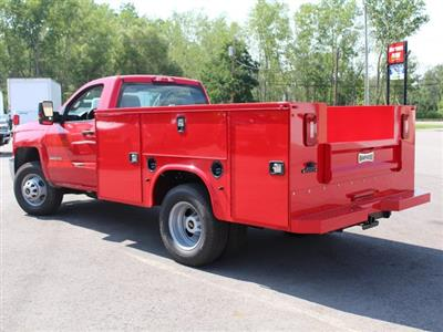 2019 Silverado 3500 Regular Cab DRW 4x4,  Knapheide Standard Service Body #19C9T - photo 12