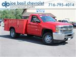 2019 Silverado 3500 Regular Cab DRW 4x4,  Knapheide Service Body #19C9T - photo 1