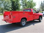 2019 Silverado 3500 Regular Cab DRW 4x4,  Knapheide Standard Service Body #19C9T - photo 2