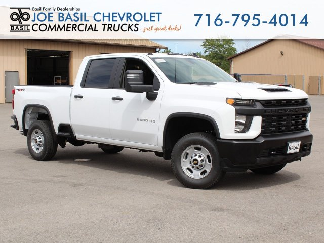 2020 Silverado 2500 Crew Cab 4x4,  Pickup #20C11T - photo 1