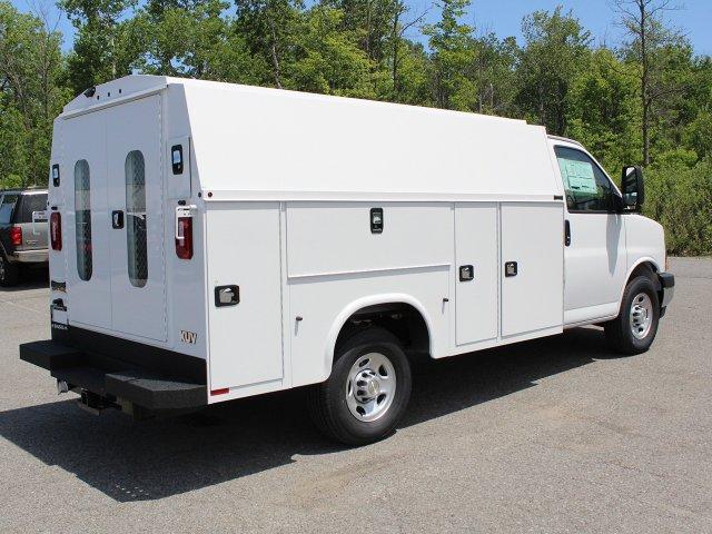 2020 Chevrolet Express 3500 RWD, Knapheide Service Utility Van #20C122T - photo 1