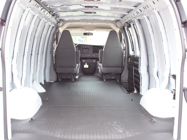 2020 Chevrolet Express 2500 RWD, Empty Cargo Van #20C131T - photo 1