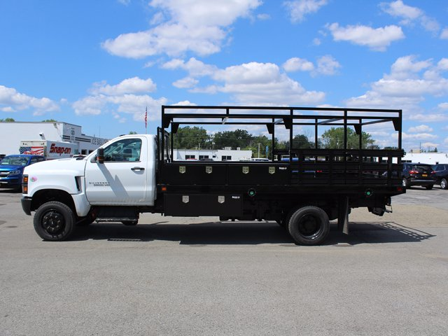 2020 Chevrolet Silverado 6500 Regular Cab DRW 4x4, Cab Chassis #20C132T - photo 10