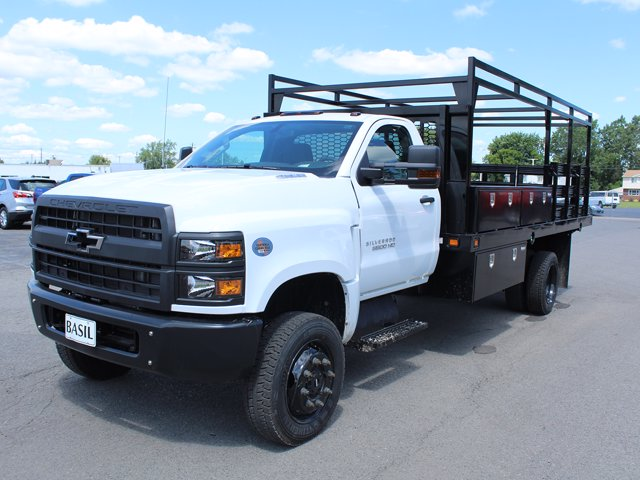 2020 Chevrolet Silverado 6500 Regular Cab DRW 4x4, Cab Chassis #20C132T - photo 4
