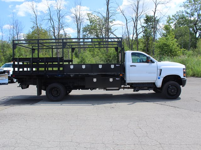2020 Chevrolet Silverado 6500 Regular Cab DRW 4x4, Cab Chassis #20C132T - photo 5