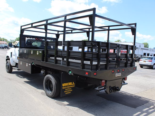 2020 Chevrolet Silverado 6500 Regular Cab DRW 4x4, Cab Chassis #20C132T - photo 8