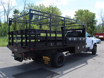 2020 Chevrolet Silverado 6500 Regular Cab DRW 4x4, Cab Chassis #20C132T - photo 7