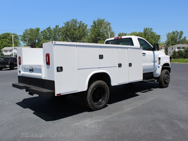 2020 Chevrolet Silverado 5500 Regular Cab DRW 4x4, Knapheide Service Body #20C133T - photo 1