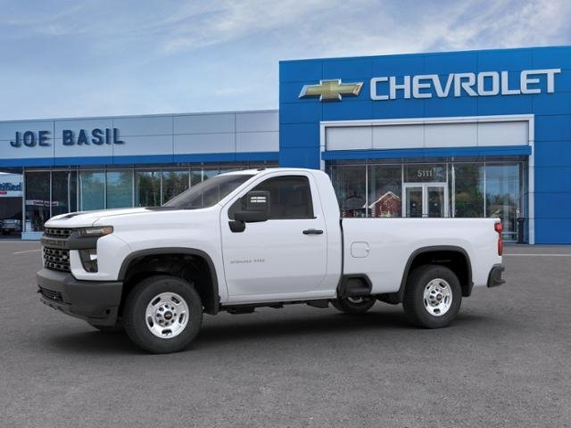 2020 Chevrolet Silverado 2500 Regular Cab 4x2, Pickup #20C137T - photo 3