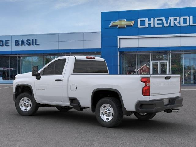 2020 Chevrolet Silverado 2500 Regular Cab 4x2, Pickup #20C137T - photo 4
